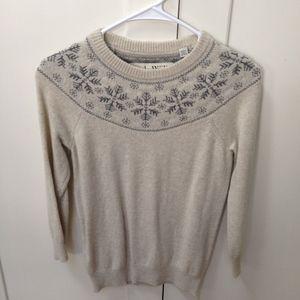 Jack Wills Fairisle Pullover Sweater